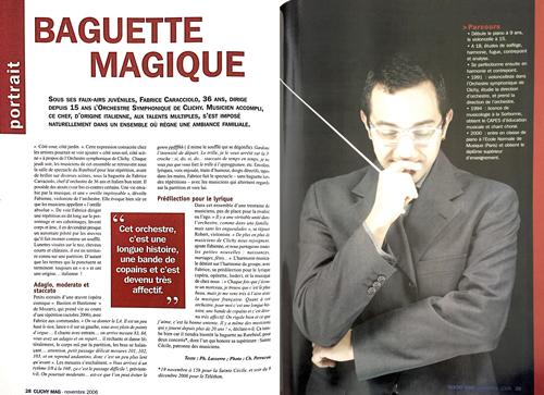 OSC - Presse - 2006-11-ClichyMag148