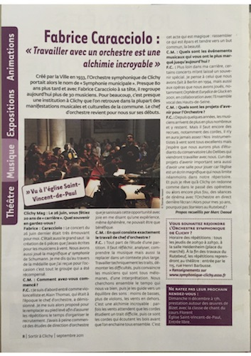 OSC - Presse - 2011-09-SortirAClichy