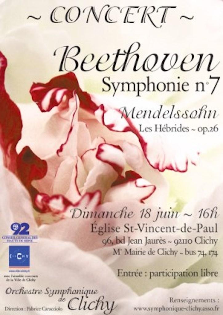 OSC - Concert - 18 juin 2006 - Beethoven, Mendelsshon