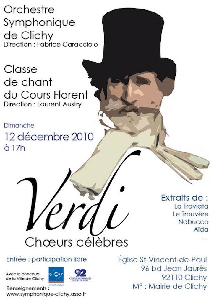 OSC - Concert - 12 Dec 2010 - VERDI