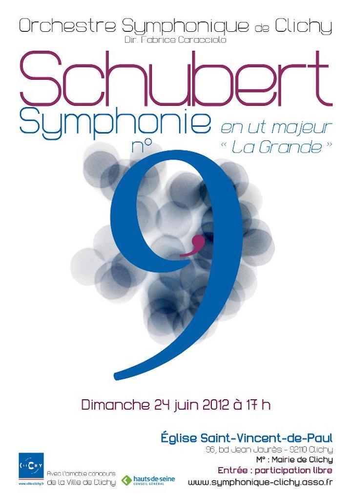 OSC - Concert - 24 Juin 2012 - Schubert
