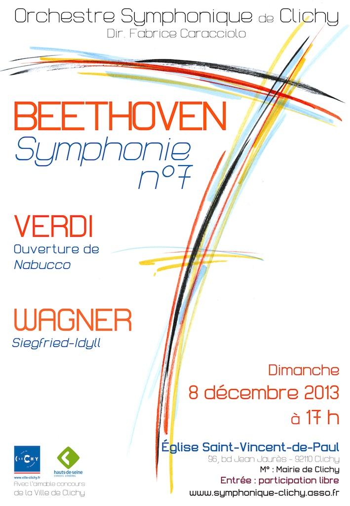 OSC - Concert - 08 Dec 2013 - VERDI, WAGNER, BEETHOVEN