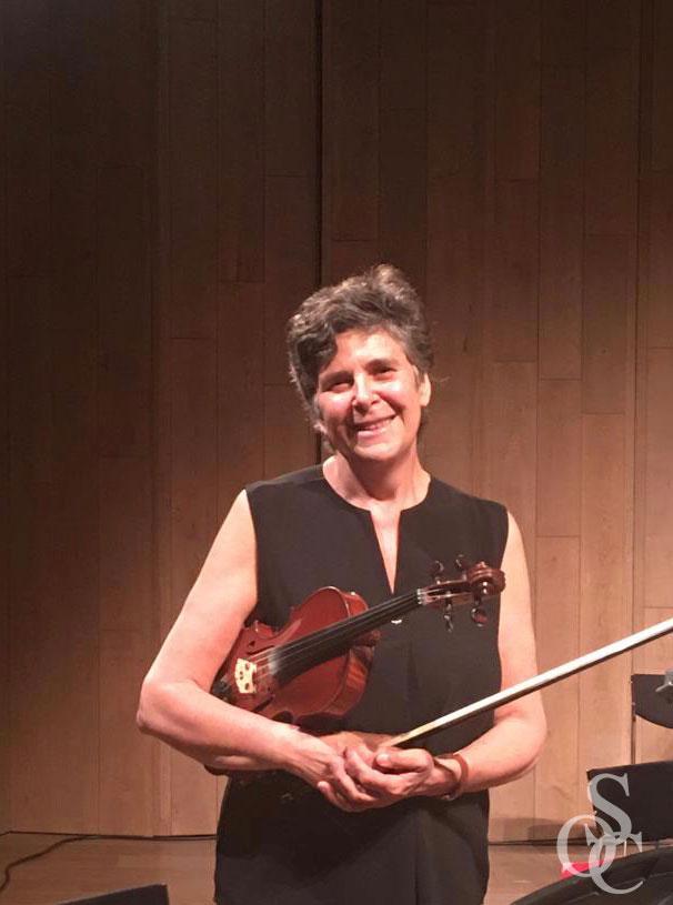 Fabienne SOMVEILLE - 1er Violon