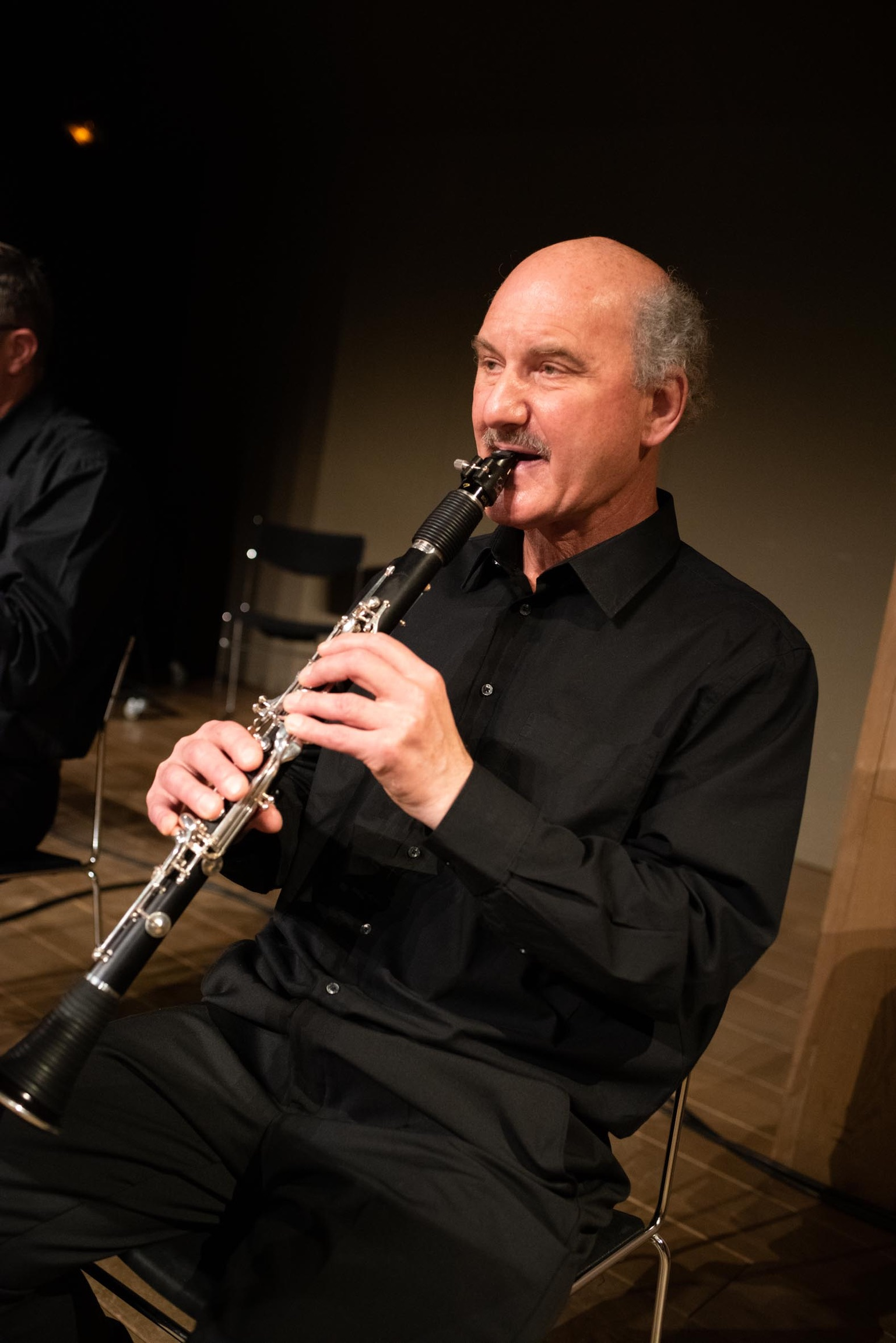 Pierre-Patrick LAURENT - Clarinette