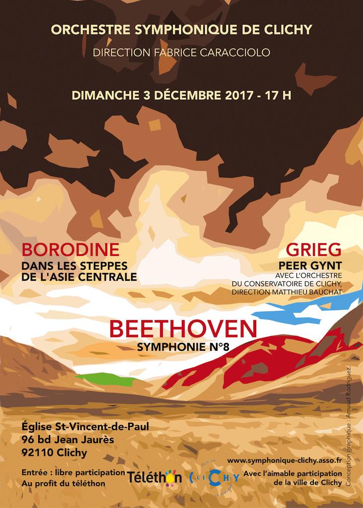 OSC - Concert - Beethoven, Grieg, Borodine