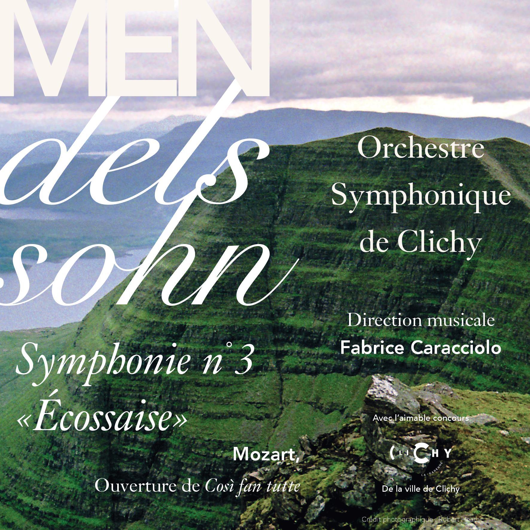 OSC - Disque - Mendelssohn