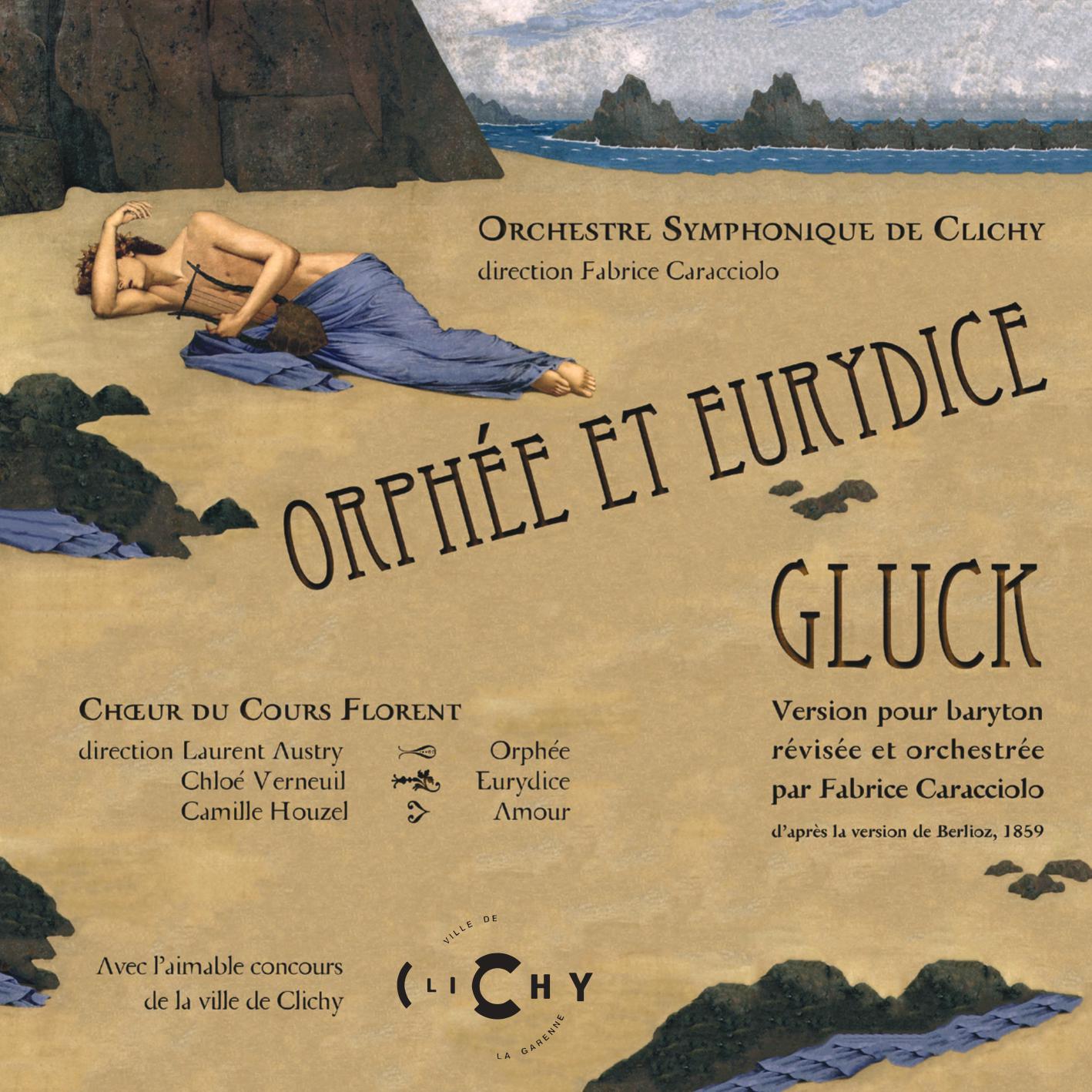 OSC - Disque - Orphée et Euridice