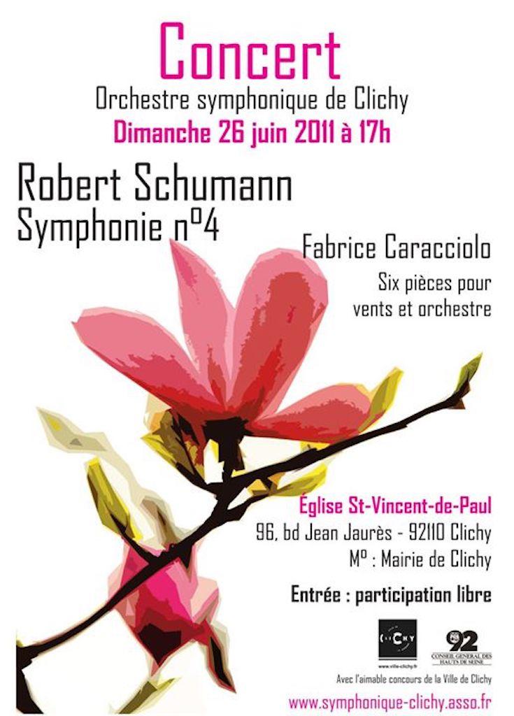 OSC- concert 26 juin 2011 Schumann