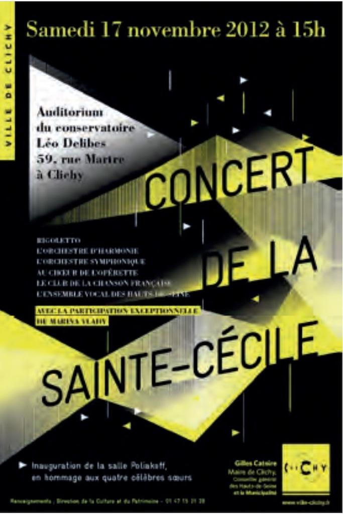 OSC - Concert - 17 Nov 2012 - Sainte Cécile