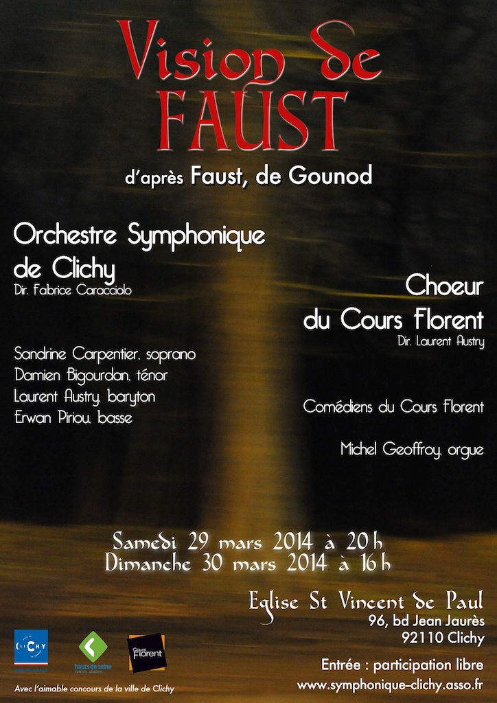 OSC - Concert - 29 mars 2014 - Vision de Faust