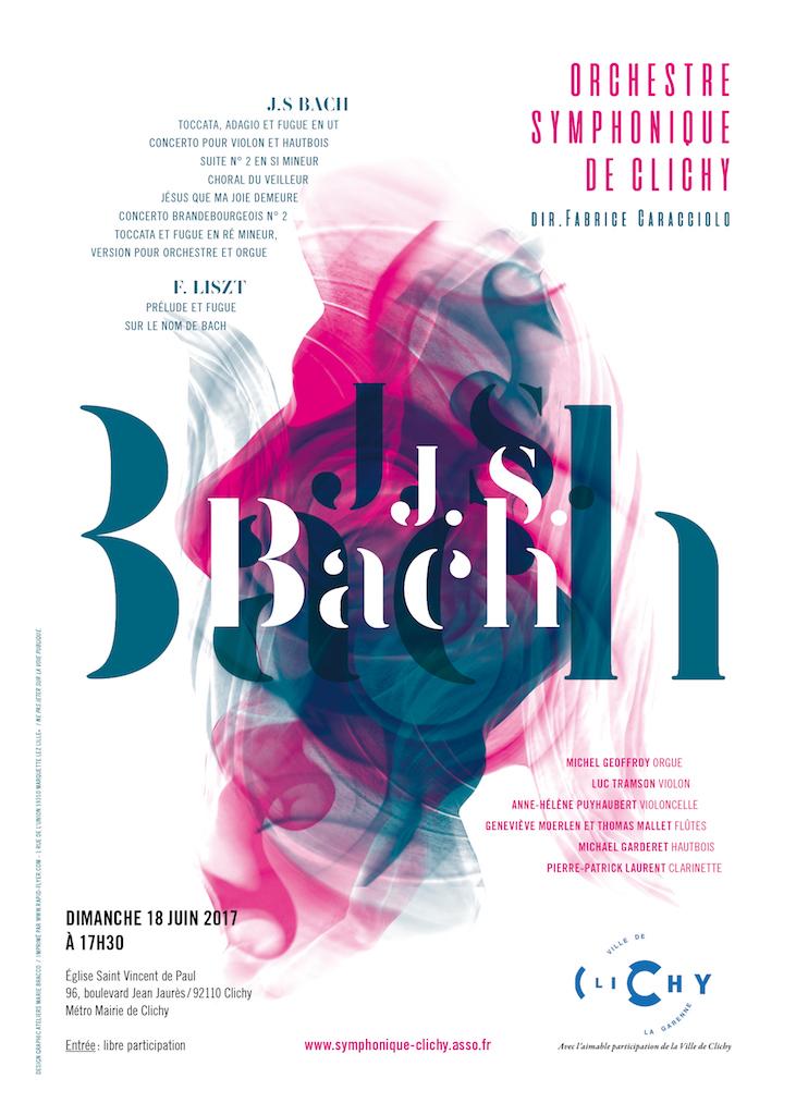 OSC - Concert - 18 Juin 2017 - BACH