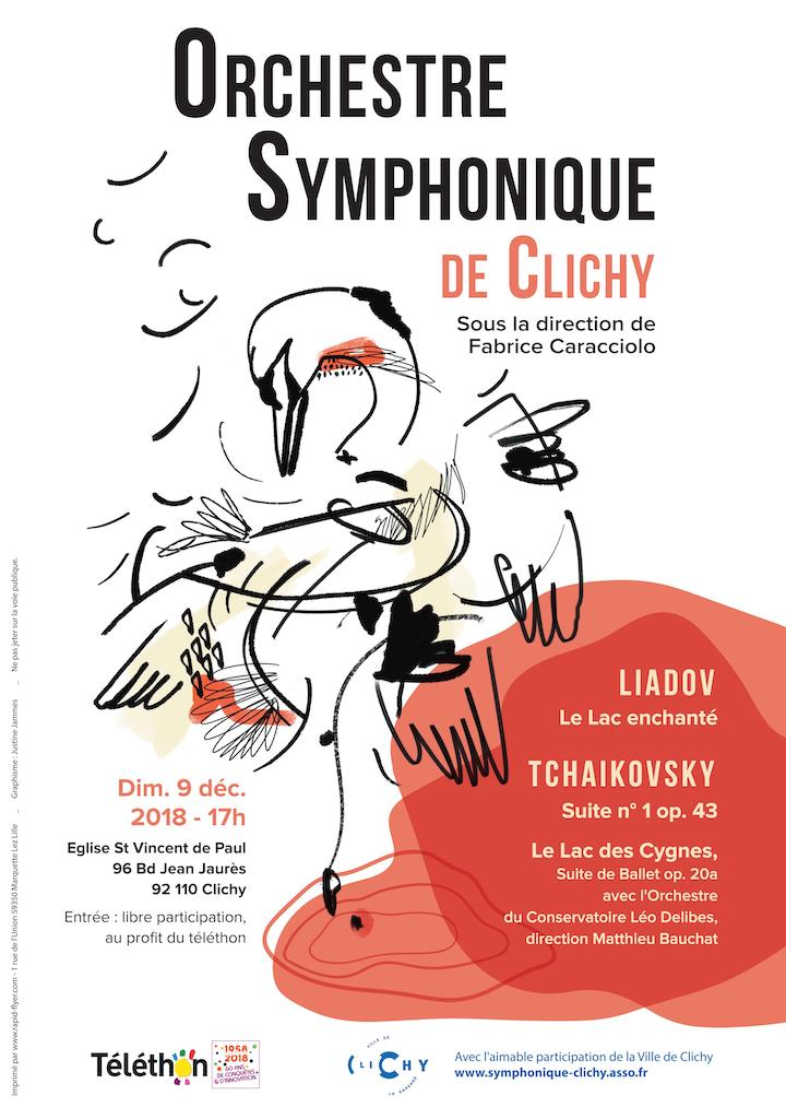 OSC - Concert : LIADOV, TCHAIKOVSKY